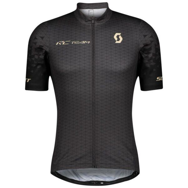 scott pánský cyklistický dres RC Team 10 s krátkým rukávem 2021