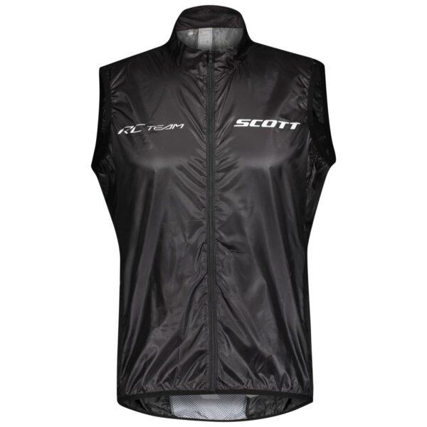 scott pánská cyklistická vesta RC Team WB 2021