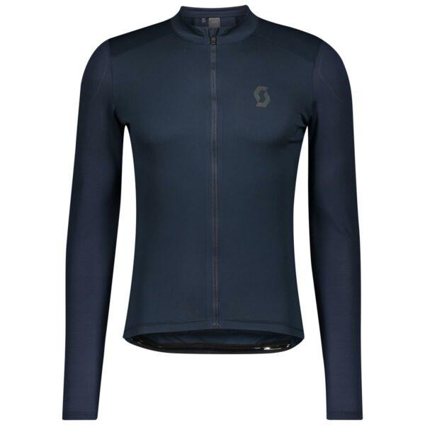 scott pánský cyklistický dres Endurance 10 s dlouhým rukávem 2021