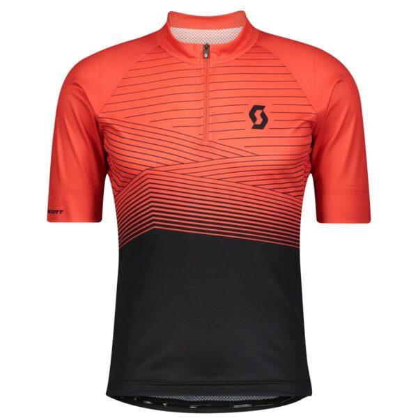 scott pánský cyklistický dres Endurance 20 s krátkým rukávem 2021