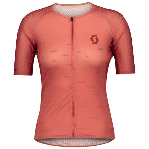scott dámský cyklistický dres RC Premium Climber s krátkým rukávem 2021