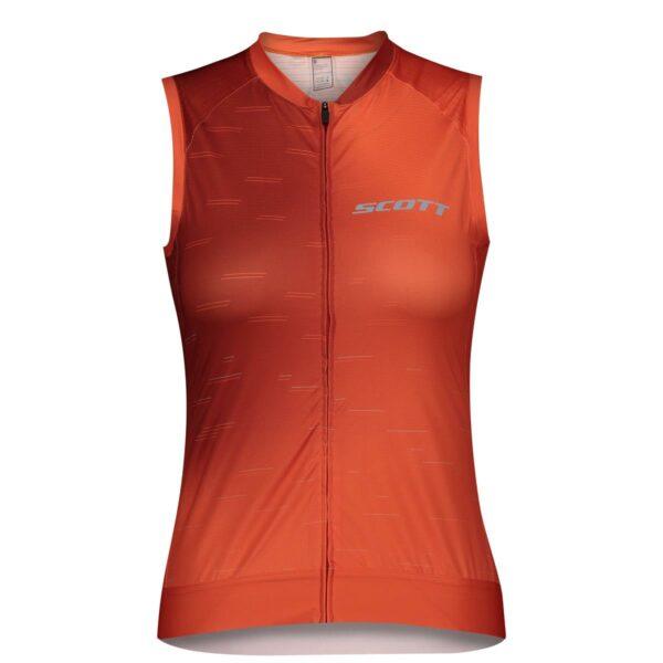 scott dámský cyklistický dres RC Pro bez rukávu 2021