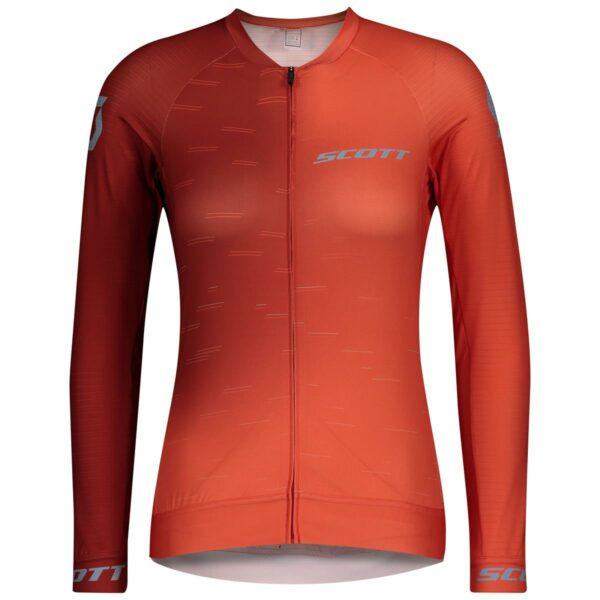 scott dámský cyklistický dres RC Pro s dlouhým rukávem 2021