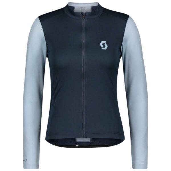 scott dámský cyklistický dres Endurance 10 s dlouhým rukávem 2021
