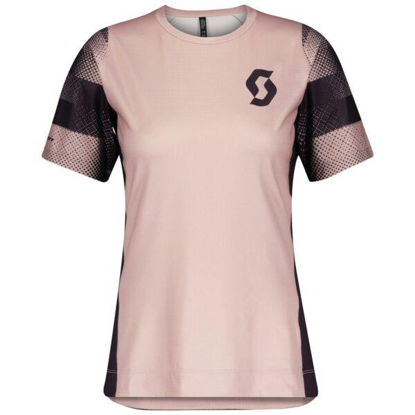 scott dámský cyklistický dres Trail Vertic s krátkým rukávem 2021