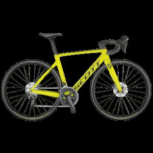 scott Addict RC 30 yellow (TW) 2021
