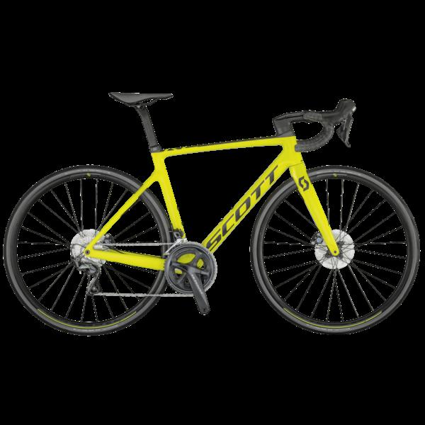 scott Addict RC 30 yellow 2021
