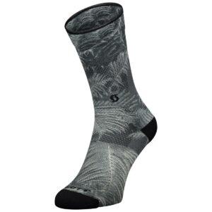 scott cyklistické ponožky Trail Fern Crew 2021