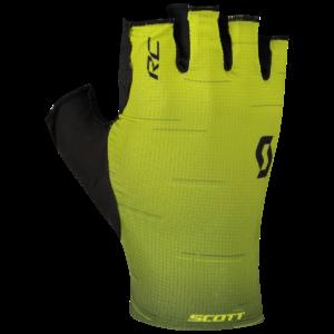 scott dětské krátké rukavice na kolo Junior RC SF 2021