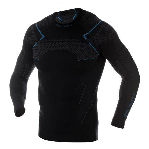 Brubeck Pánské triko s dlouhým rukávem Thermo 2020_2021