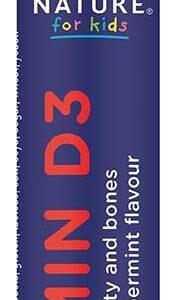 Kids Vitamin D Spray 625iu