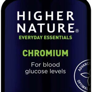 Chromium 200µg