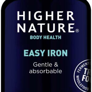 TRUE FOOD® Easy Iron Supplement