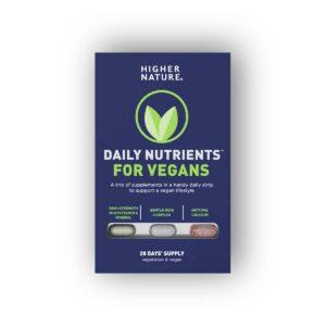 Daily Nutrients - Vegan