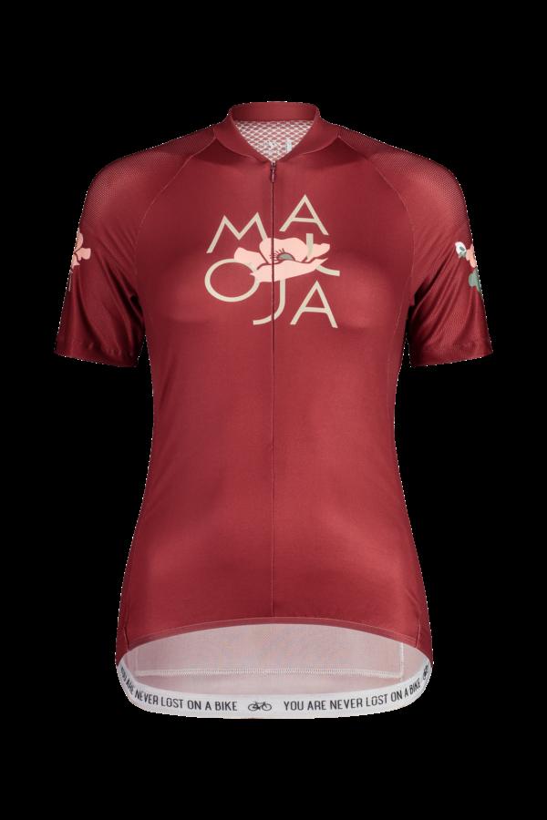 Maloja dámský cyklistický dres ErvaM. 1/2 2020
