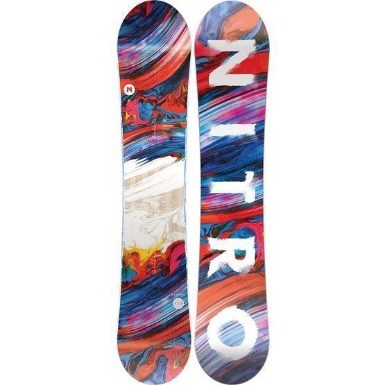Snowboard Nitro 20 lectra 2019_2020
