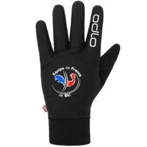 Odlo běžecké rukavice ELEMENT WARM FAN 2020