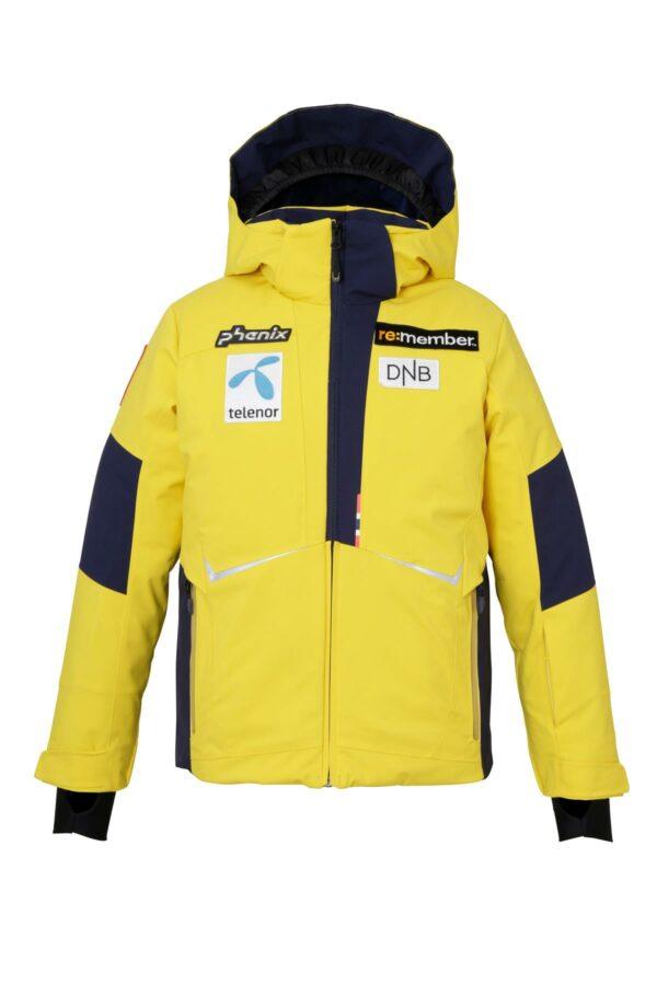 Phenix Juniorská lyžařská bunda Norway Alpine Team 2020_2021