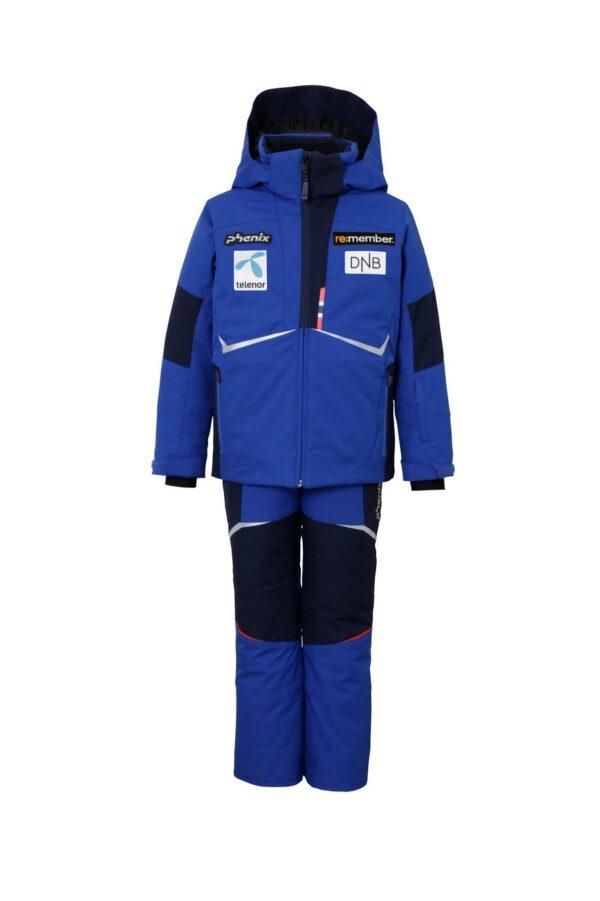 Phenix Dětská lyžařská souprava Norway Alpine Team Kids Two-pice Suit 2020_2021