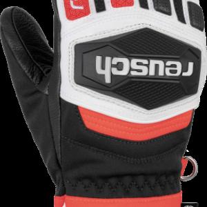 Reusch Dětské lyžařské rukavice Reusch Worldcup Warrior R-TEX® XT Junior Mitten 2020_2021