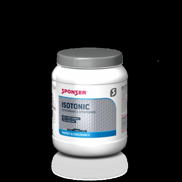 Sponser Sportovní nápoj Isotonic citrón 1000g 2020