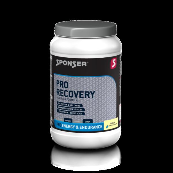 Sponser Proteinový doplněk pro Recovery 50/36 vanilka 900g 2020