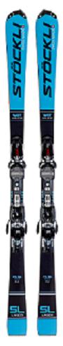 Stöckli Sjezdové lyže Laser WRT SL FIS + vázání N WRT 16 2020_2021