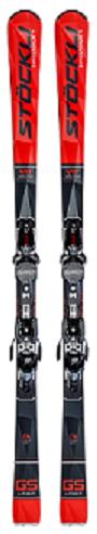 Stöckli Sjezdové lyže Laser GS + vázání N WRT 16 2020_2021