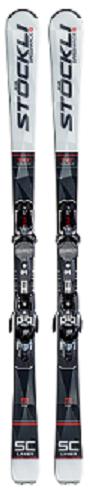 Stöckli Sjezdové lyže Laser SC + vázání E SRT 12 2020_2021