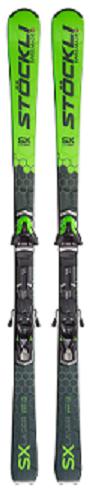 Stöckli Sjezdové lyže Laser SX + vázání VIST V614STS 2020_2021