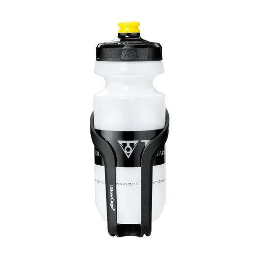 Topeak košík včetně lahve iGlowCage B 2020