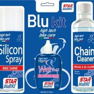 Star blubike sada na čištění a mazání kola BLU KIT 2020