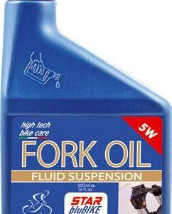 Star blubike olej do vidlice FORK OIL 5W 500 ML 2020