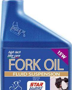 Star blubike olej do vidlice FORK OIL 15W 500 ML 2020